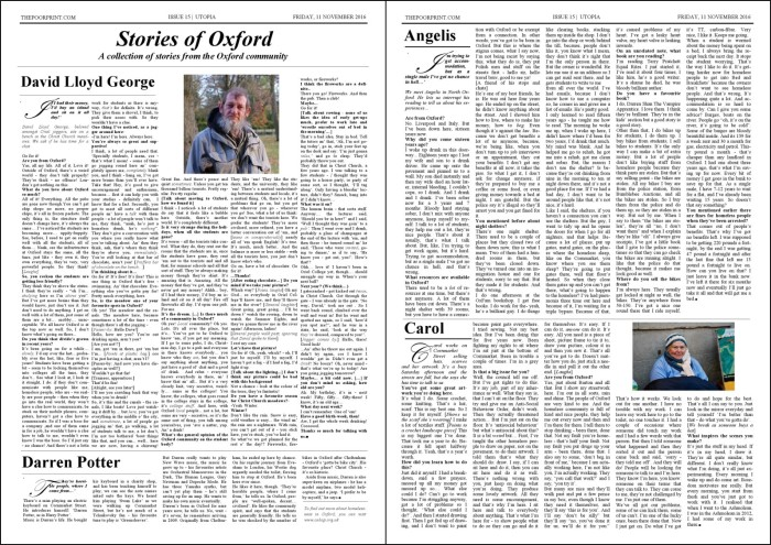 Stories of Oxford